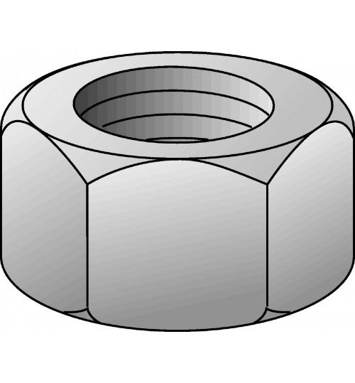 Гайка шестигранная M12 Zn DIN 934 8