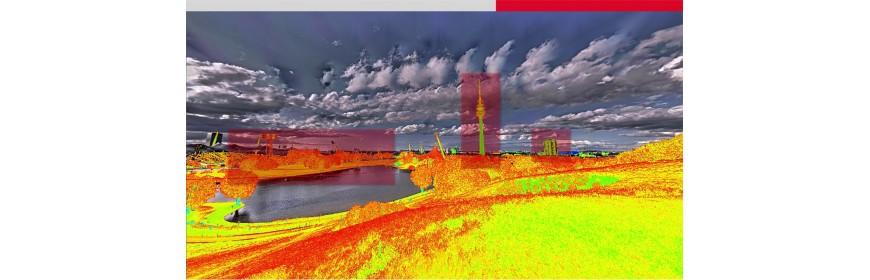 3D лазерные сканеры и системы мобильного картографирования (HDS и M3D)