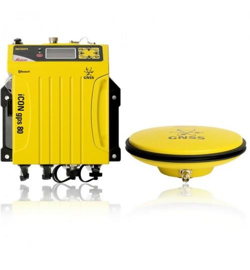 GNSS приемник для управления строительной техникой Leica iCon iCG80